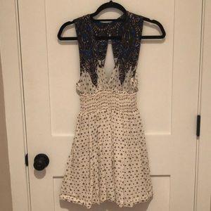 Free People mini-dress